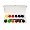 Additional images for Grumbacher WCT12.SET Trans Watercolor Pan Set-12