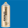 Montana GOLD Spray Blue Magic - 400ml **ND**