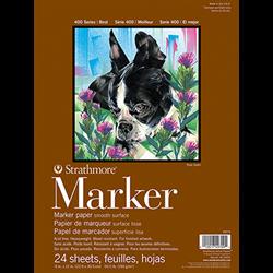 Strathmore Marker & Layout