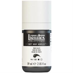 Liquitex Acrylic Soft Body Mars Black S1 2oz