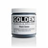 Golden Ground Gesso Black 8oz