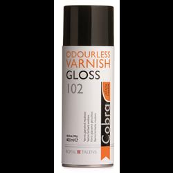 Cobra Oil Varnish Gloss Spray 400ML