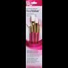 Brush Set 9182 Real Value Series - White Taklon Set of 4 brushes