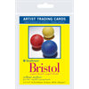 Strathmore Trading Cards 300 Bristol Vellum Surface