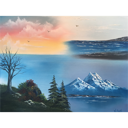//Done - In-Depth Full Day Bob Ross Style Oil Class with Kathryn Wallack, Mar 3
