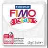 Fimo Kids Modelling Clay 42g Glitter White