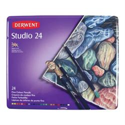 Derwent Studio Pencil Set 24