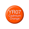 Copic Ink and Refill YR07 Cadmium Orange *ND*