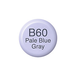 Copic Ink and Refill B60 Pale Blue Gray *ND*