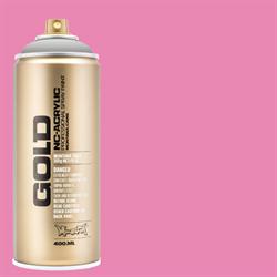 Montana GOLD Spray Shock Pink Light - 400ml **ND**
