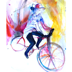 New Ways with Canadian Watercolours with Pippi Johnson, Oct. 19