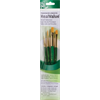 Brush Set 9116 Real Value Series - Golden Taklon Set of 4 brushes