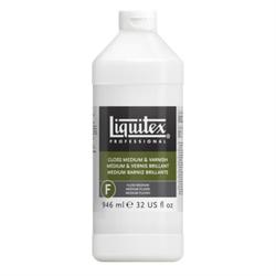 Liquitex Medium & Varnish Gloss 946 ml
