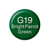 Copic Ink and Refill G19 Bright Parrot Green *ND*