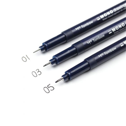 Tombow Mono Drawing Pen 05