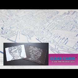 Richeson Clear Carve Linoleum
