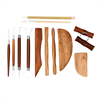 Richeson Clay Pottery Tool Set Deluxe 12pc
