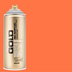 Montana GOLD Spray Power Orange - 400ml **ND**