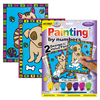 Royal & Langnickel Paint by Numbers Kitten & Puppy 2pk