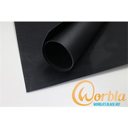 Worbla Black 100cm x 150cm Jumbo Sheet **ND**
