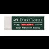 Eraser Faber Castell PVC-Free White Vinyl (7081 N)