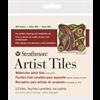 "Strathmore Artist Tiles 400 Watercolor CP 4""x4"""