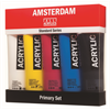 Amsterdam Acrylic Standard Set PRIMARY 5X120ML. **ND**