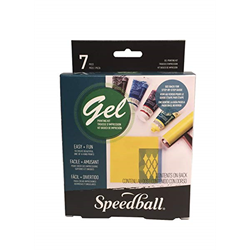 Speedball Gel Printing Kit