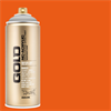Montana GOLD Spray Shock Orange - 400ml **ND**