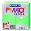 Fimo Effect Modelling Clay 2oz. Neon Green