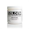Golden Medium Clear Tar Gel 8oz