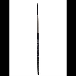 Brush Black Silver SH Short Liner 10/0