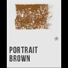 Conte Sketching Crayon Portrait Brown 234096