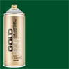 Montana GOLD Spray Smaragd Green - 400ml **ND**