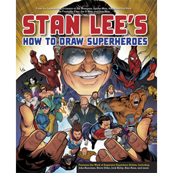 Book Stan Lee's How to Draw Superheroes**ND**