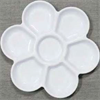 Palette Richeson Plastic Medium Weight Flower 7 Well