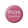 Copic Ink and Refill RV34 Dark Pink *ND*