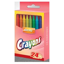 Montrose Crayons 24 Count