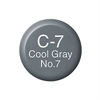 Copic Ink and Refill C7 Cool Grey 7 *ND*