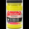 Speedball Fabric Screen Printing Ink Yellow 32oz
