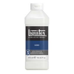 Liquitex Grounds Gesso White 473ml Jar