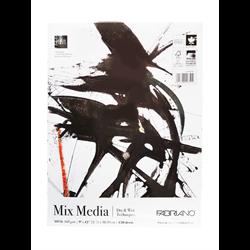 Fabriano Mega Pad - Mix Media 9x12 150 shts  **ND** $57.99 Value