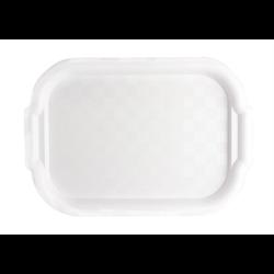 Palette Plastic White Tray