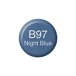 Copic Ink and Refill B97 Night Blue *ND*