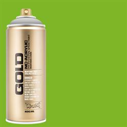 Montana GOLD Spray Shock Green Light - 400ml **ND**