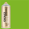 Montana GOLD Spray Shock Green Light - 400ml **ND**