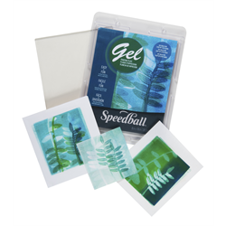 "Speedball Gel Printing Plate 5""x5"""