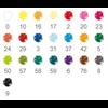 Additional images for Staedtler Oil Pastel Set 24pc