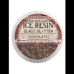Ranger Ice Resin German Glass Glitter Chocolate **ND**