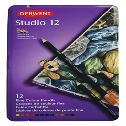 Derwent Studio Pencil Sets